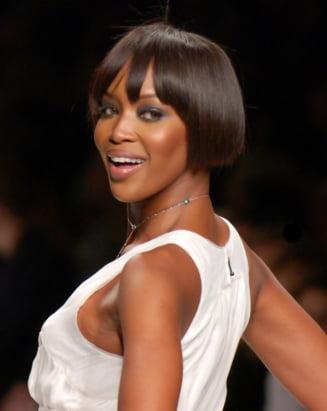 Naomi Campbell: Industria modei a devenit mai rasista