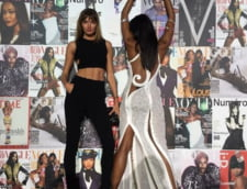 Naomi Campbell petrecere castel