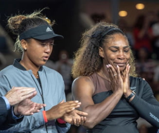 Naomi Osaka a facut instructie cu Serena Williams si e prima finalista de la Australian Open