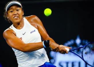 Naomi Osaka pune presiune pe Simona Halep in clasamentul WTA
