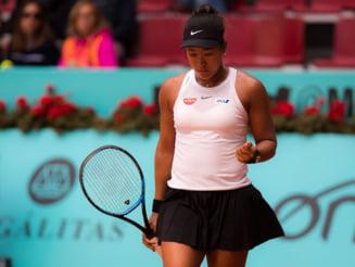 Naomi Osaka se califica in optimi la Roma: Singura modalitate prin care Simona Halep o mai poate depasi in ierarhia WTA