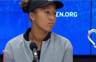 Naomi Osaka si-a cerut scuze pentru ca a invins-o pe Serena Williams in finala de la US Open 2018