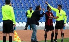 "Napoli: ""Am facut cadou victoria Craiovei. Astra a fost dezavantajata de arbitri"""