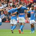 Napoli, cu Vlad Chiriches pe teren, a umilit-o intr-un amical pe campioana Europei Liverpool (Video)
