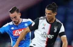 """Napoli a pierdut la """"masa verde"""" meciul cu Juventus, dar partida se va disputa pe teren. Forul care a schimbat decizia"""