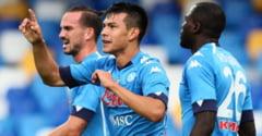 """Napoli a pierdut la """"masa verde"""" meciul din Serie A cu Juventus la care nu s-a prezentat"""