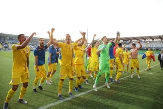 Napoli a pus ochii pe trei fotbalisti din nationala de tineret a Romaniei - presa