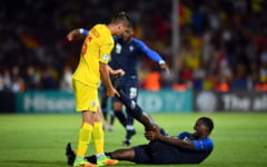 Napoli a pus ochii pe trei jucatori din nationala U21 a Romaniei: Italienii au ramas impresionati
