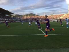 Napoli pierde la Fiorentina si mai are sperante foarte mici la titlu in Serie A
