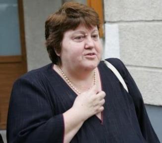 Nastase: Nu eu am numit-o pe Irina Jianu inspector sef