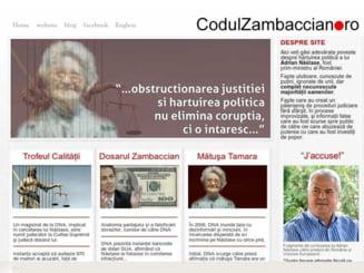"""Nastase are site cu """"adevarata poveste despre hartuirea sa politica"""" si imaginea cu matusa Tamara"""