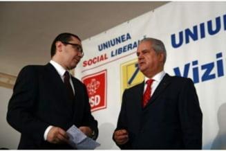 Nastase ii cere lui Ponta sa nu mai respecte pactul cu Basescu