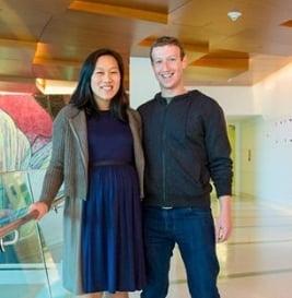 Nasterea micutei Max Zuckerberg a starnit o furtuna pe Facebook