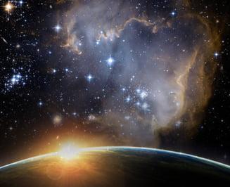 "Nasterea planetelor, prin ""ochii"" unui mega-telescop"