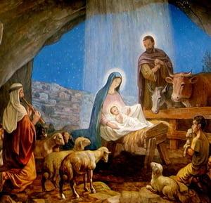 Nasteri miraculoase, precum cea a lui Iisus Hristos