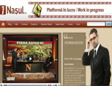 Nasul TV emite in februarie cu Grigore Cartianu si Cristian Topescu