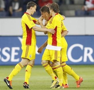 """Nationala Romaniei, amical """"de lux"""" cu o echipa din lumea a treia a fotbalului"""