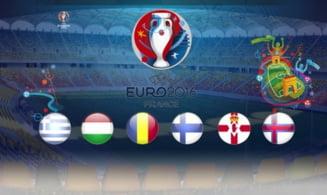 """Nationala Romaniei, in Grupa F a preliminariilor EURO 2016: Iata care sunt adversarele """"tricolorilor"""""""
