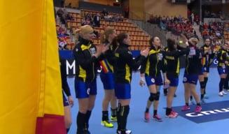 Nationala Romaniei, in fata unui meci foarte important la Campionatul European de handbal