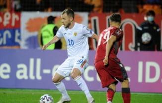 Nationala Romaniei, invinsa dramatic in Armenia. Final de meci dezastruos pentru tricolori. Echipa lui Radoi a condus cu 2-1