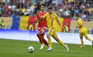 Nationala Romaniei, sanctionata drastic de UEFA