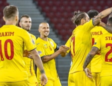 Nationala Romaniei, victorie uriasa la Klagenfurt, 3-2 cu Austria. Goluri marcate de Alibec, Grigore si Maxim