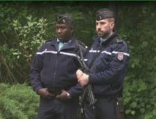 Nationala Romaniei a ajuns la EURO 2016: Tricolorii sunt paziti cu mitraliere si pistoale