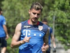 Nationala Romaniei a pierdut un jucator pentru meciul de luni cu Malta