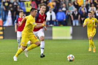 Nationala Romaniei a urcat in clasamentul FIFA