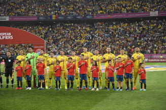 Nationala Romaniei coboara in clasamentul FIFA