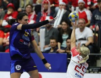 Nationala Romaniei de handbal, fara Cristina Neagu in ultimul meci de la Campionatul European