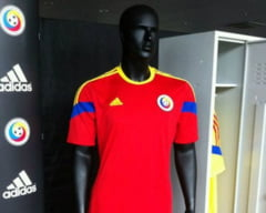 Nationala Romaniei si-a schimbat echipamentul. Iata cum arata noile tricouri