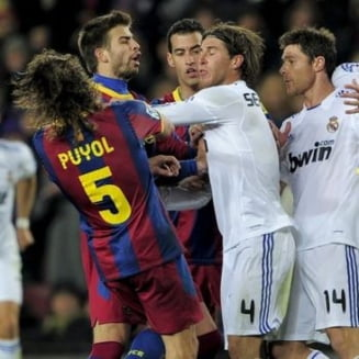 Nationala Spaniei, rupta in doua dupa Barcelona - Real Madrid