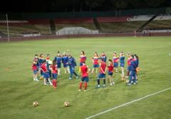 Nationala de fotbal feminin a Romaniei, zdrobita de cea mai buna echipa a lumii