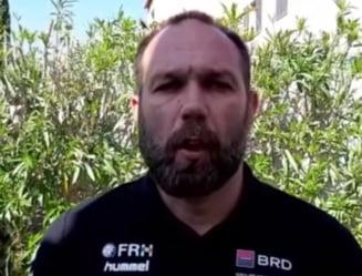 Nationala de handbal a Romaniei, eliminata la masa verde de EHF: Reactia selectionerului Rares Fortuneanu