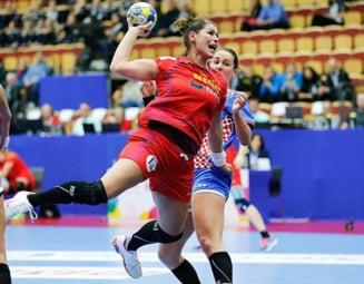 Nationala de handbal feminin a Romaniei, momente incordate in Suedia. Fetele au parasit antrenamentul dupa o alarma de incendiu