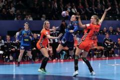 Nationala de handbal feminin a Romaniei, zdrobita de Franta