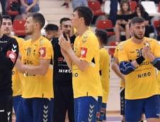 Nationala de handbal masculin, rezultat rusinos in Kosovo. Repriza secunda de cosmar. Au scazut sansele de calificare la Euro