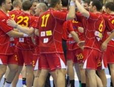 Nationala de handbal masculin a invins Macedonia