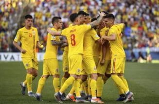 Nationala de tineret a Romaniei, pedepsita de UEFA dupa EURO U21