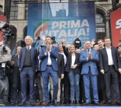 Nationalistii europeni strang randurile si indeamna la mobilizare impotriva ''Europei elitelor''