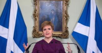 Nationalistii scotieni au castigat alegerile si promit un nou referendum pentru independenta