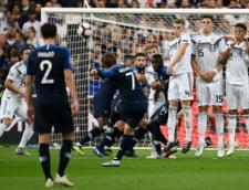 Nations League: Franta castigat derbiul zilei cu Germania