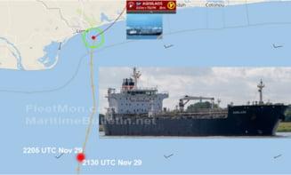 Nava atacata de pirati in Golful Guineei: un marinar roman a fost rapit. Celula de criza la Bucuresti