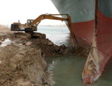 Nava care a blocat canalul Suez poate parasi Egiptul. Decizia a fost luata de un tribunal egiptean