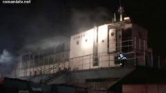 Nava-restaurant, distrusa de flacari