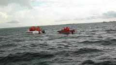 Nava scufundata in Volga: Peste 100 de persoane, pierdute in ape