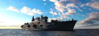 Nave rusesti pun in pericol comunicatiile dintre Europa si SUA