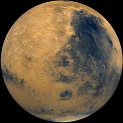 Nave spatiale distruse, descoperite pe Marte (Galerie foto)