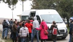 Naveta elevilor la scoala va fi decontata de stat. Guvernul a aprobat ordonanta de urgenta